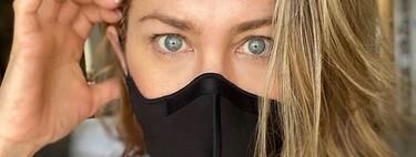 Jennifer Aniston nos recuerda que usemos 'una maldita mascarilla' en su última publicación de Instagram