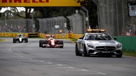 El nuevo sistema de clasificación de la F1 esta de  regreso antes de que pudiera irse y no, no es broma