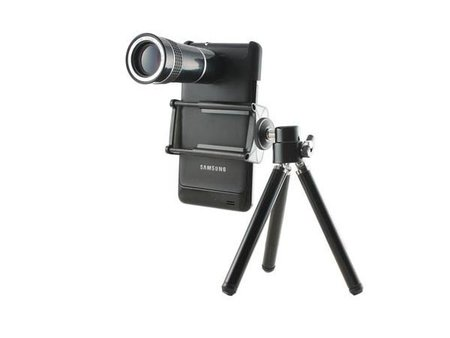 Teleobjetivo para Samsung Galaxy SII