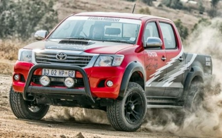 Hilux South Africa