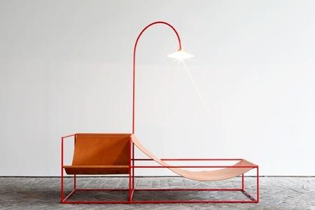 Zetel, confortable asiento para dos