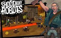 'Shoot Many Robots' llega a Android, y gratis. Más adelante a iOS