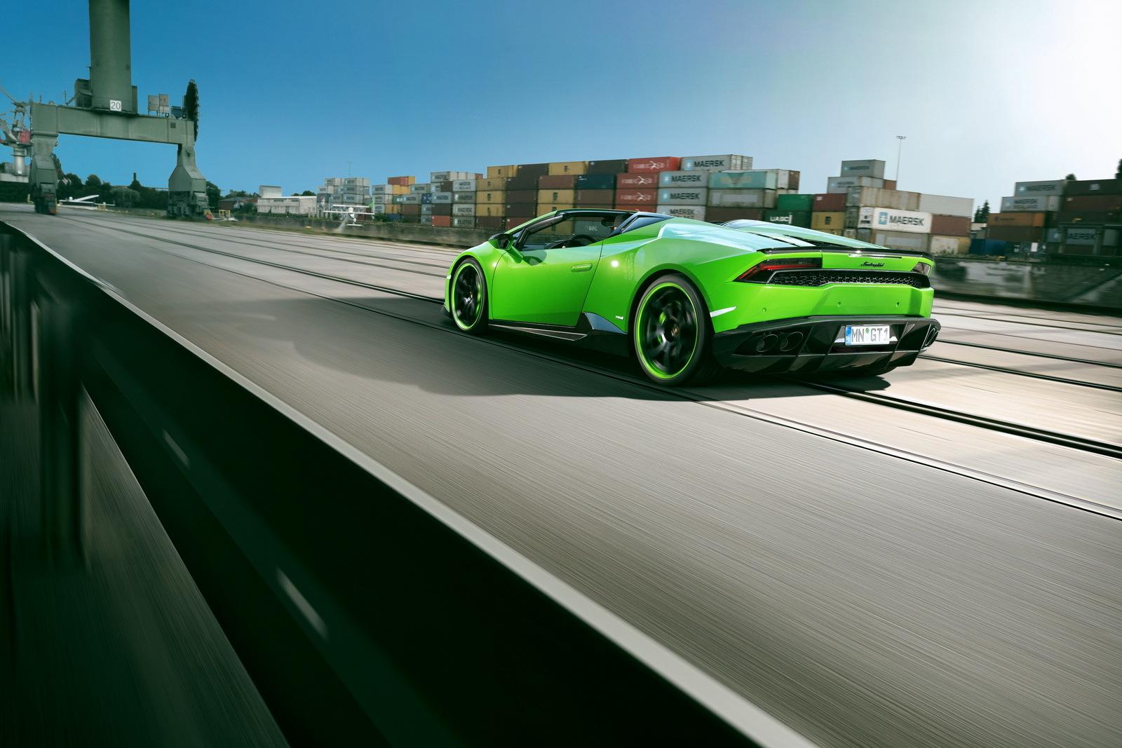 Foto de Novitec Torado Lamborghini Huracán (11/18)