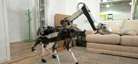 El robot doméstico de Boston Dynamics