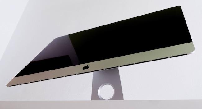 Análisis iMac 27 panorámico