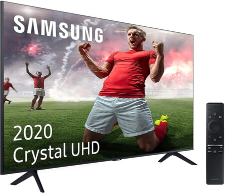 Samsung UHD 2020 55TU8005