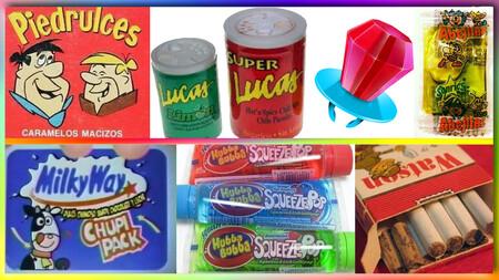 Estos son algunos de los dulces de los 80 y 90 que nos encantaban en nuestra infancia