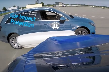 Airbag Exterior Coche Zf 1