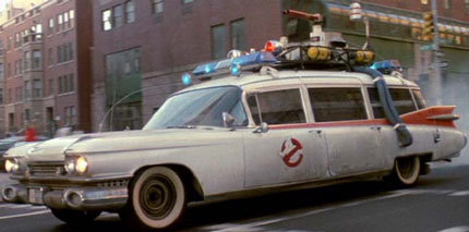 Ectomobile - Ghostbusters