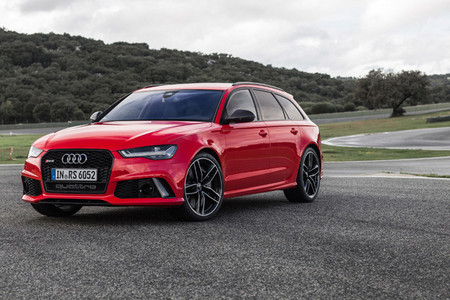 Audi RS6 2015 13