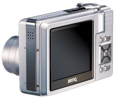 BenQ P500, la cámara que se comprarían tus padres
