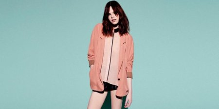 Pull and Bear pastel