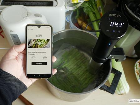 Probamos el nuevo circulador sous vide Anova Precision Cooker (y redescubrimos para qué es realmente útil la baja temperatura)
