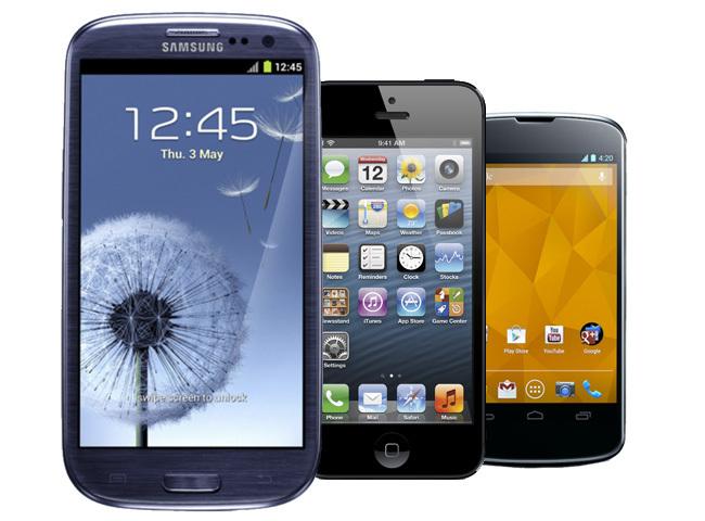 mejores smartphones premios xataka 2012
