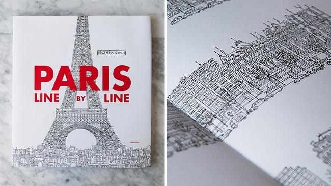 París línea a línea - 1