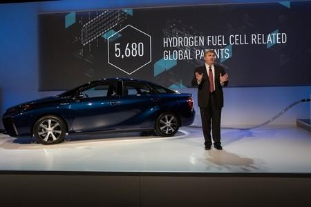 Toyota Patentes