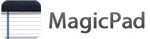 MagicPad, corta y pega en el iPhone