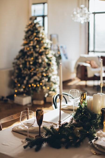 Cómo poner una mesa de Navidad