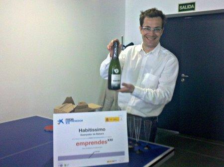 Emprendedores premia a la mejor iniciativa empresarial