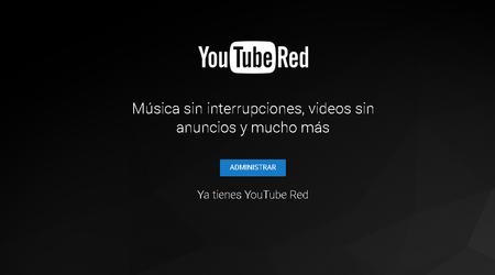 YouTube Red no convence a los usuarios, apenas tiene 1.5 millones de suscriptores