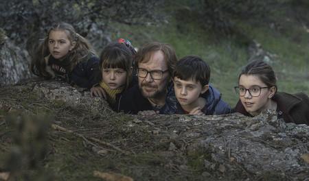 Estrenos de cine: familias numerosas, cacerías humanas y dramas decimonónicos