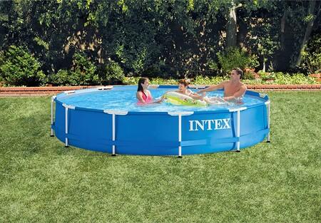 La piscina más vendida de Amazon se monta en 30 minutos, es ideal para los más pequeños y hoy está a su precio mínimo