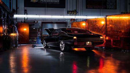 Chevrolet Chevelle Slammer concept, un clásico de 1969 con entrañas modernas