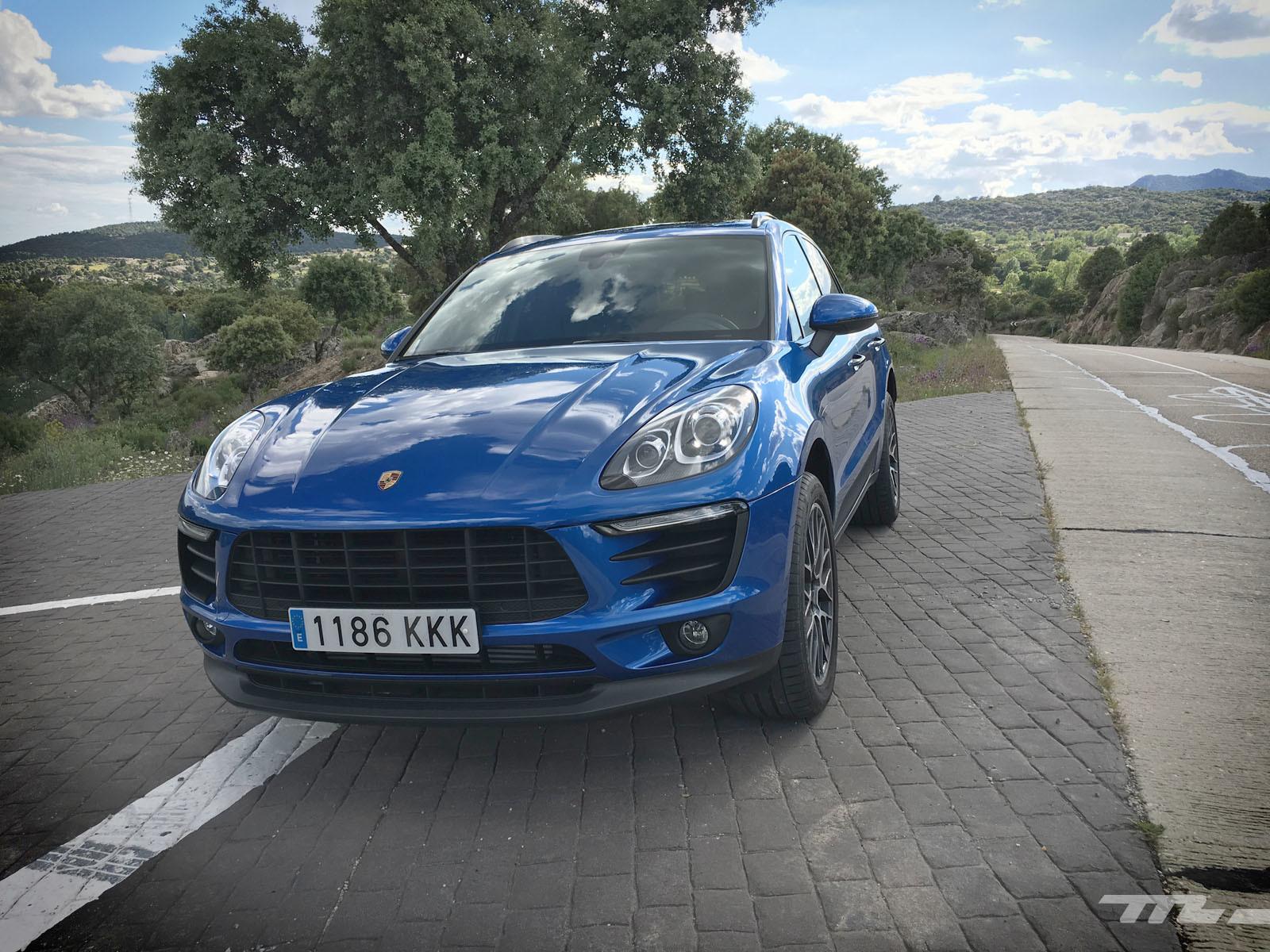 Foto de Porsche Macan (prueba) (20/40)