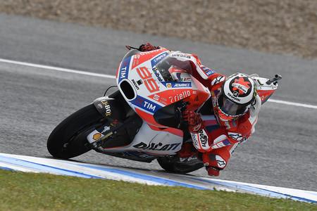 """Jorge Lorenzo, cuarto y la mejor Ducati del viernes: """"Aún tenemos margen de mejora"""""""