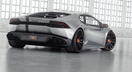 Lamborghini LP850-4 Huracán Lucifero por Wheelsandmore