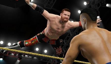 2K Sports detalla las novedades de WWE 2K15 para nueva generación