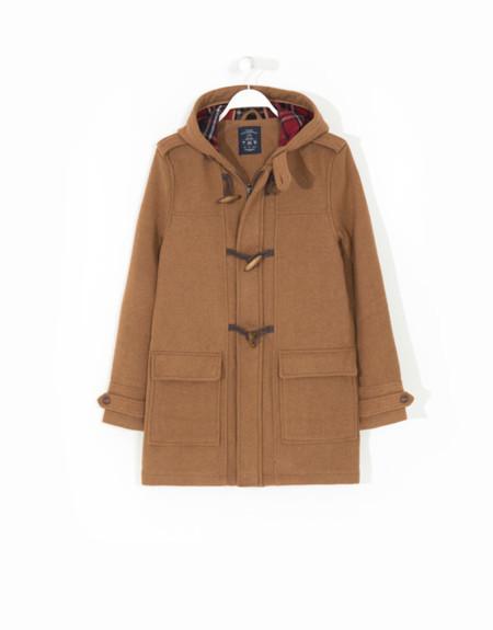 Camel Duffle Coat Burrberry Lefties Trendencias Hombre 2015