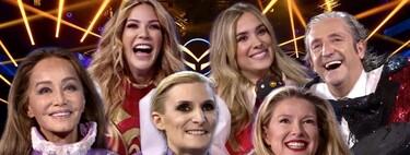 Joaquín Cortés gana 'Mask Singer 2' contra María Pombo, Tamara Gorro o Willy Bárcenas: Estos son TODOS los famosetes que sudaron la gota gorda debajo del disfraz