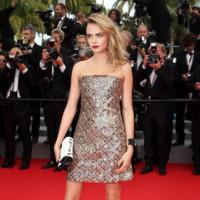 Cara Delevingne de Chanel Alta Costura