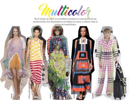 Tendencias Pv 2016 Multicolor