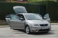 SEAT Toledo 1.6 TDI 105, prueba (exterior e interior)