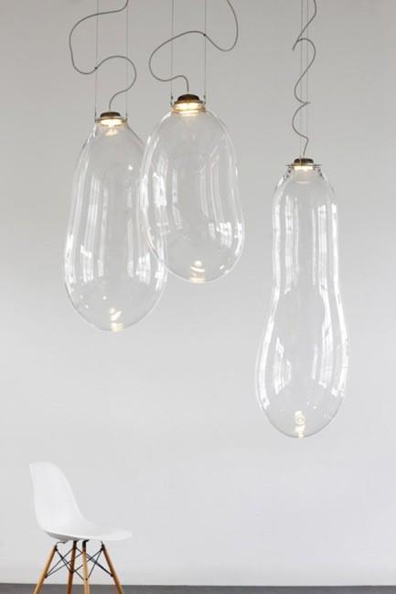 lamparas pompas de jabon 2