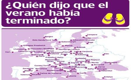 Wizz Air, Europa del Este con descuento