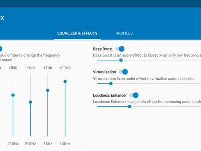 [Oferta] Equalizer FX Pro: un ecualizador de sonido gratis durante tiempo limitado