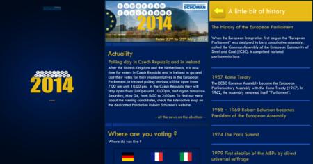 Elecciones europeas Android