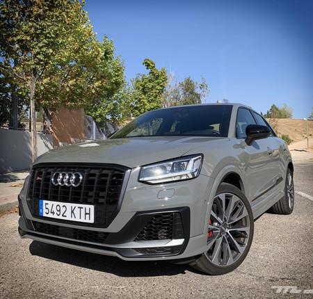 Audi SQ2 frontal