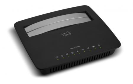Linksys presenta el X3500, su nuevo router inalámbrico con ADSL2+