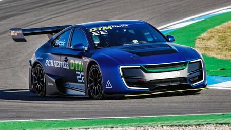 El DTM incorporará coches eléctricos de más de 1.200 CV a partir de la temporada 2023