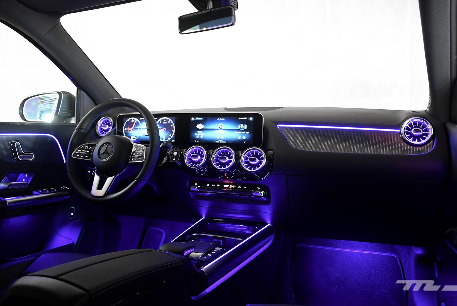 Foto de Mercedes-Benz GLA 200 (prueba) (20/30)