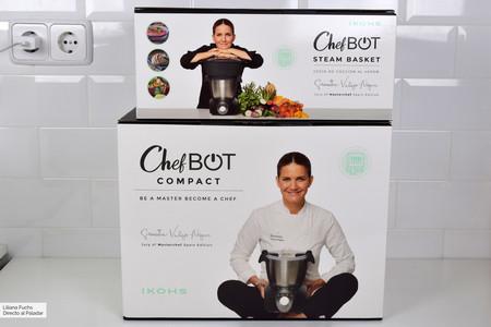 Chefbot Caja