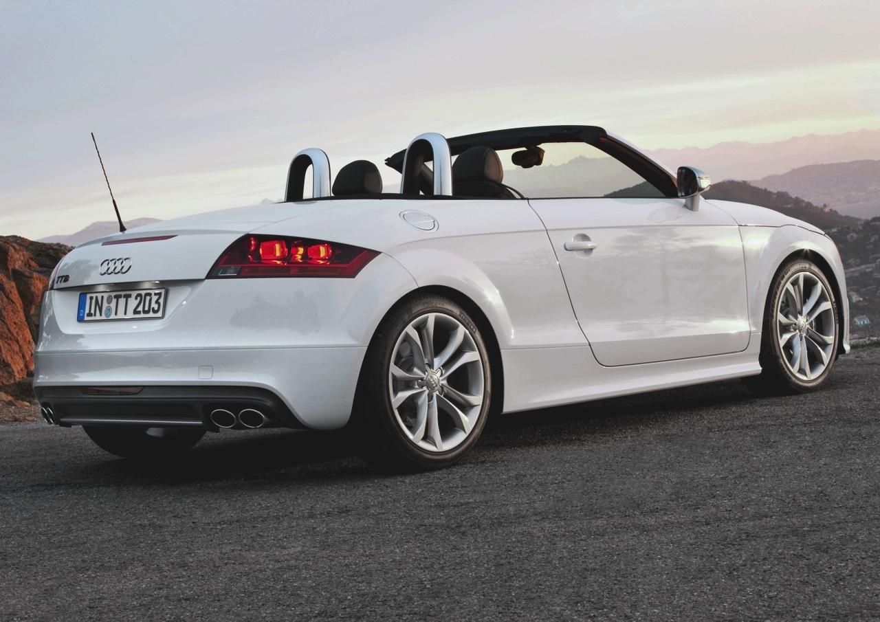 Foto de Audi TT Roadster 2010 (18/38)