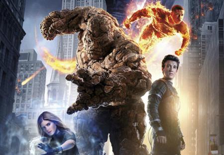 Cómic en cine: 'Cuatro Fantásticos', de Josh Trank