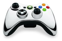 Microsoft lanzará nuevos controles inalámbricos cromados para Xbox 360