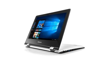 Lenovo Yoga 300-11IBR, un dos en uno por sólo 299 euros en PCComponentes esta semana