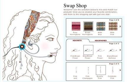 Swapsets, moda y tecnología de la mano